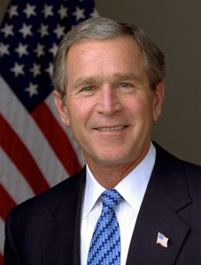 Official Picture of George Bush